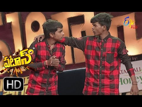 Patas   Bindass Brothers Performance   28th March 2017    ETV Plus