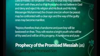 Musleh Maud Day - Prophecy