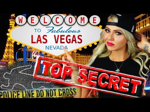 LAS VEGAS SECRETS:  CREEPY FACTS AND HAUNTED HOTELS