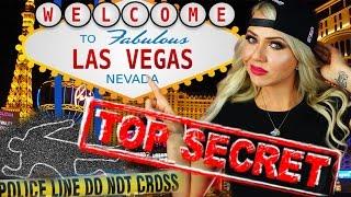LAS VEGAS SECRETS:  CREEPY FACTS AND HAUNTED HOTELS