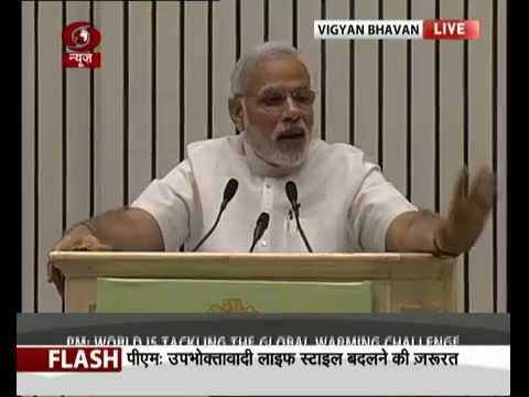 PM Modi speaks at 2-day Conference of State Environment & Forest Ministers
