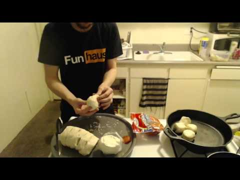 Datto Does Dinner EP3, Pizza Balls.