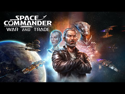 Space Commander: War and Trade – Gameplay Trailer (Android, iOS)