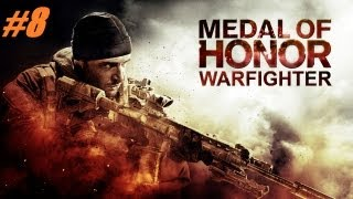 Medal of Honor: Warfighter Playthrough - Rip Current Part 2 (Ep8)