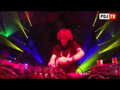 Noisia @ The World of Drum & Bass 13.09.2014 Moscow