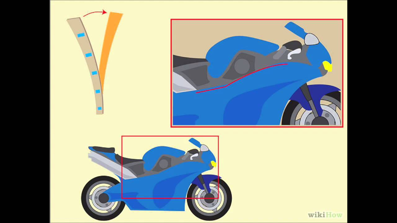 How to install led strip lights on a motorcycle moped or how to install led strip lights on a motorcycle moped or automobile aloadofball Image collections