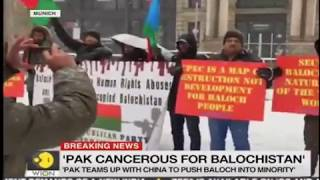 MSC2018: Pakistan is the mother of terrorism, not an ally of the west - Abdul Bugti