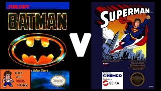 Batman v Superman - Pat the NES Punk
