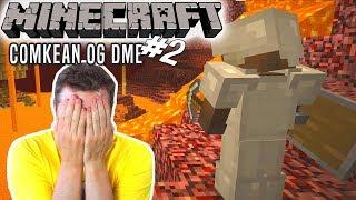 COMKEAN I NETHER! - Dansk Minecraft: Modded Ep 2 med ComKean og Den Mandige Elg