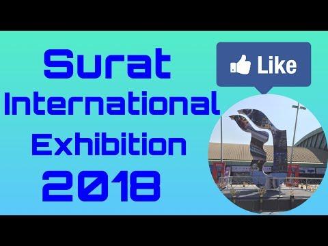 Surat Exhibition Center 2018