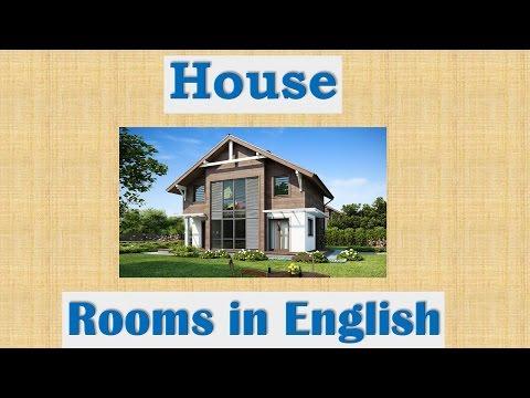 Описание дома на английском языке внешний вид и