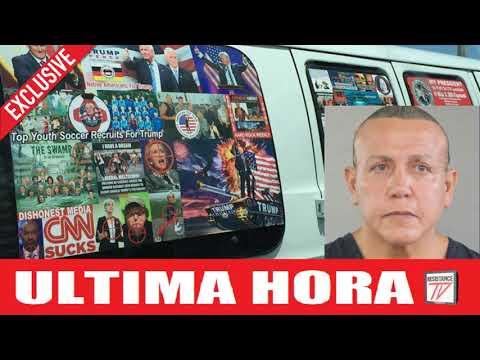 ÚLTIMA HORA: LATINO, EX MIEMBRO DE LA MS13, DETENIDO COMO AUTOR DE LAS BOMBAS SOBRE.