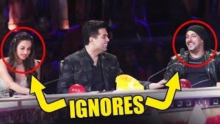 Salman Khan IGNORES Malaika Arora Khan At India's Got Talent