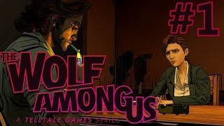 The Wolf Among Us Episode 2: Smoke and Mirrors | Playthrough Pt. 1 - Interrogation