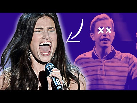 If You Sing, You Lose! PART 1 | Try Not To Sing Challenge Musical Theater Broadway