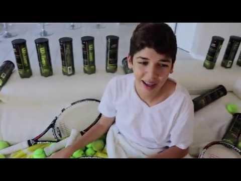 MY STRANGE ADDICTION: TENNIS | MARIO SELMAN