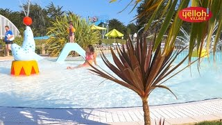 Parc Aquatique Camping Yelloh! Village La Plage à Le Guilvinec - Bretagne - Finistère - Océan