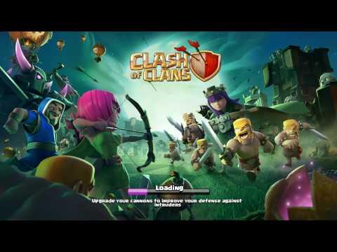 Clash of Clans Halloween 2016 Update