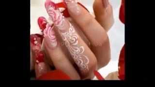 Наращивание ногтей гелем  Обучение наращиванию ногтей гелем
