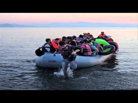 Remar en primera linea en Grecia con los refugiados - Remar ONG
