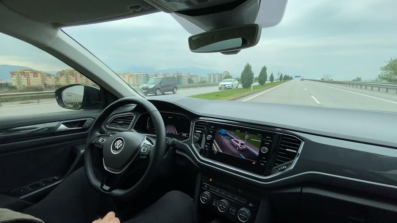 2020 MODEL VW  TROC ADAPTİF HIZ SABİTLEME VE ŞERİT TAKİP ASİSTANI