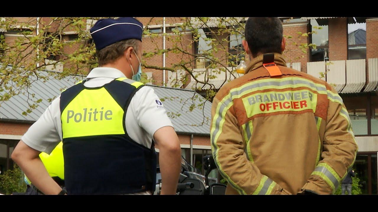 Steun Politie en Brandweer aan personeel ZOL