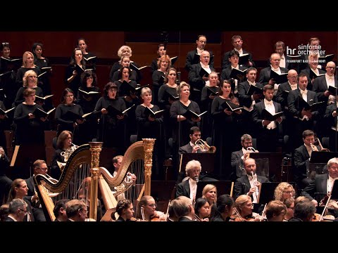 Ein Deutsches Requiem (hr-sinf., MDR-Choir, cond. Zinman)