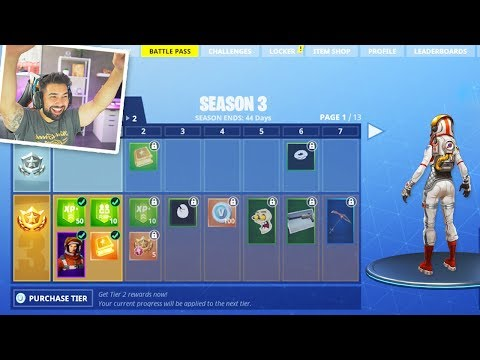 Season 3 Fortnite Battle Royale Youtube