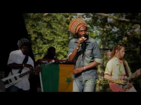 Meta and The Cornerstones -- Senegal (Live Summer Stage)