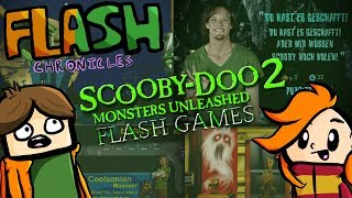 Scooby Doo Movie Games: Flash Chronicles