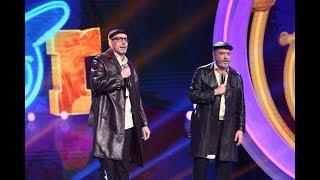 Bătrâneii din trupa Ha-Rap au făcut show pe scena iUmor cu piesa