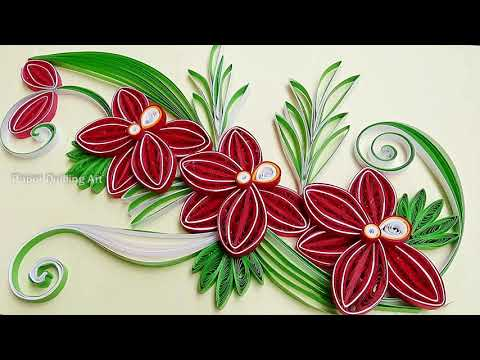 Paper Quilling Beautiful