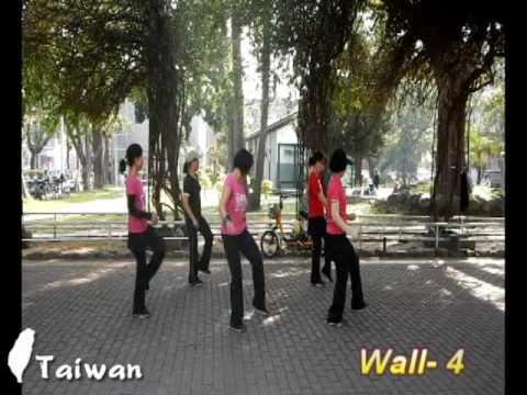 Ayo Mama - Line Dance (BM Leong)