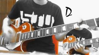 Guitar Cover [TAB] Jeena D./Emma/Pam MBO ความลับในใจ (Ost.รัก/ชั้น/นัย #TheUnderwear)