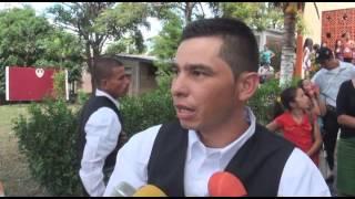 Jovenes campesinos egresan de carreras tecnicas en San Nicolas, Estelí
