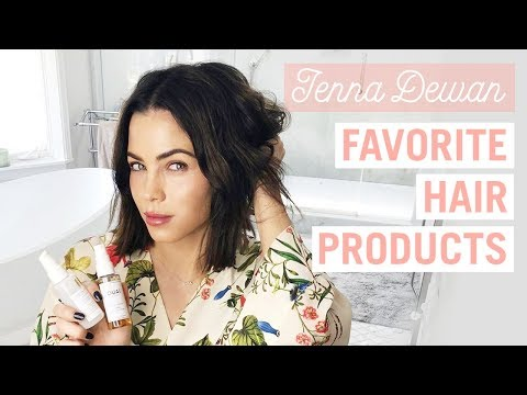 My Favorite Hair Care Products  For My EveryDay Look  Jenna Dewan