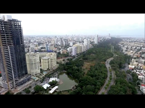 Santo Domingo, Dominican Republic City Drone Documentary