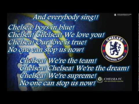 Songs | The Shed | Chelsea FC