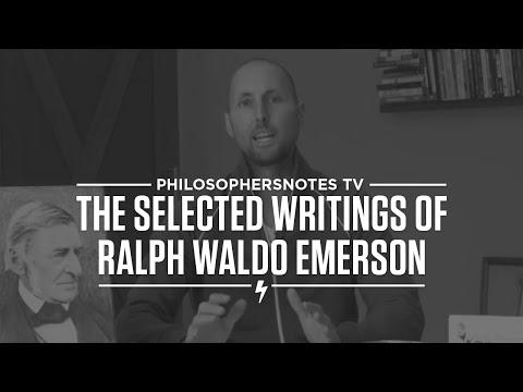 PNTV: The Selected Writings of Ralph Waldo Emerson by Ralph Waldo Emerson