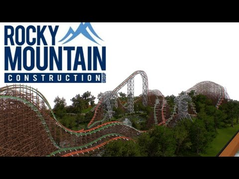 RAMPAGE | RMC Dueling Hybrid Coaster - No Limits 2 Creation