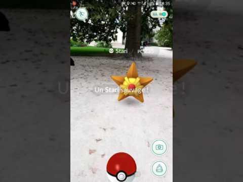 Pokemon Go - Chasse aux Bulbizarre du Jardin Des Plantes #2