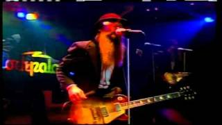 Blue jean blues - ZZ Top