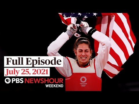 Download PBS NewsHour Weekend Full Episode July 25, 2021
