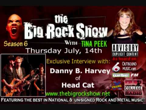 Interview With Danny B. Harvey Of HeadCat