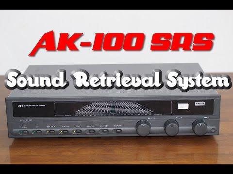 Hughes AK100: Sound Retrieval System (SRS)- Hammy Technoid Talks