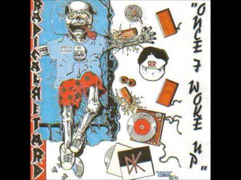 Radical Retard - Once I Woke Up (Full CD) 1993