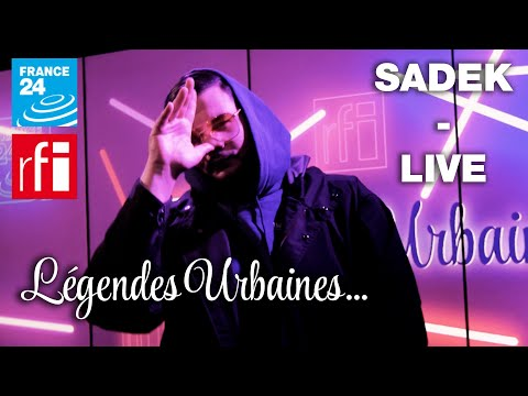 Youtube: Légendes Urbaines: Sadek – Scottie Pippen (Live)