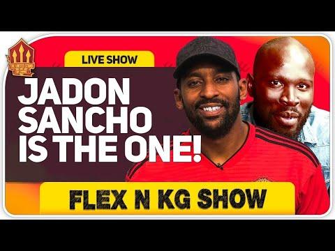 Sancho Makes United Title Challengers? Flex & KG Man Utd Talk!