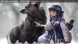 Blue Nightcore - Wolves ||Cover||