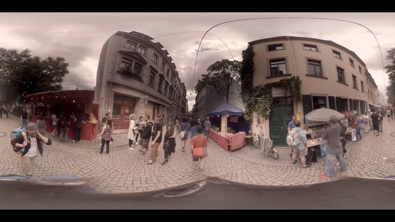 Die BRN im interaktiven 360-Grad-Video